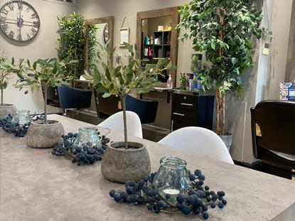Stones Hair salon services